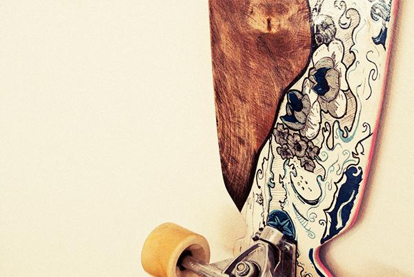 art of street surfing longboard exhibition on behance. Black Bedroom Furniture Sets. Home Design Ideas