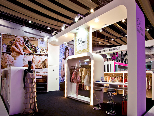 Rare Fashion Exhibition Stand On Behance