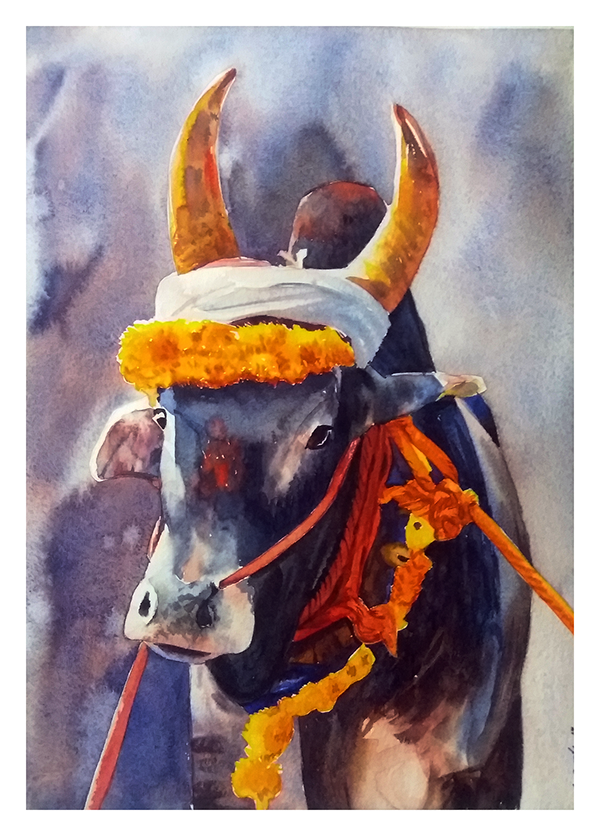 Murattu Kaalai Images Photos Videos Logos Illustrations And Branding On Behance Check out inspiring examples of jallikattu artwork on deviantart, and get inspired by our community of talented artists. murattu kaalai images photos videos