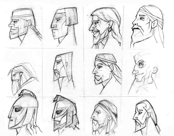 How To Draw Beowulf Characters Free Download Oasis Dl Co