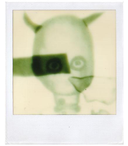 polaroid 600 xray dolls