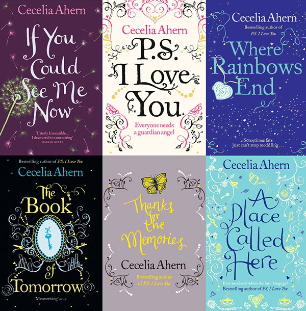 Chicklit Club book reviews for CECELIA AHERN