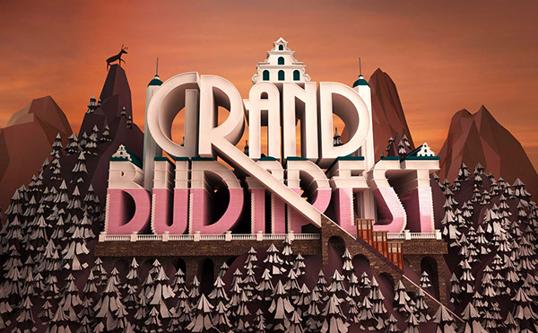 Grand Budapest by Shotopop .