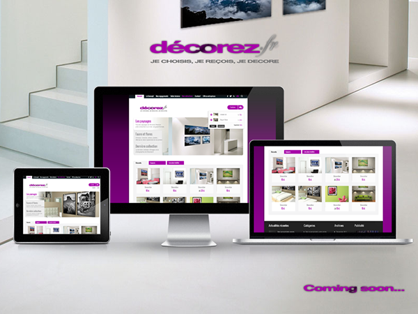 Decorez - Coming soon