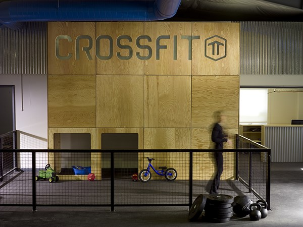 Crossfit Tt South Burlington Vt On Behance