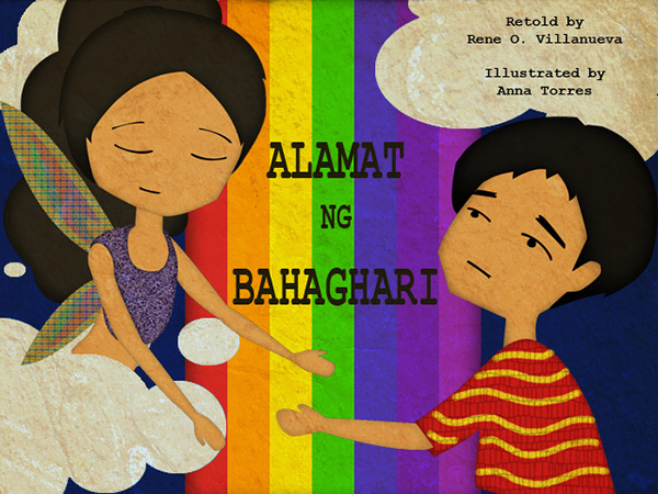 Alamat Ng Bahaghari Images Photos Videos Logos Illustrations And Branding On Behance