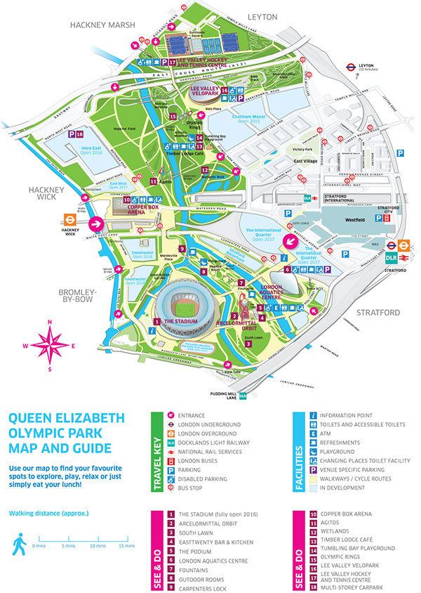 Queen elizabeth olympic park visitor map on wacom gallery 3b247f277555855636a37a4bbdfg gumiabroncs Images