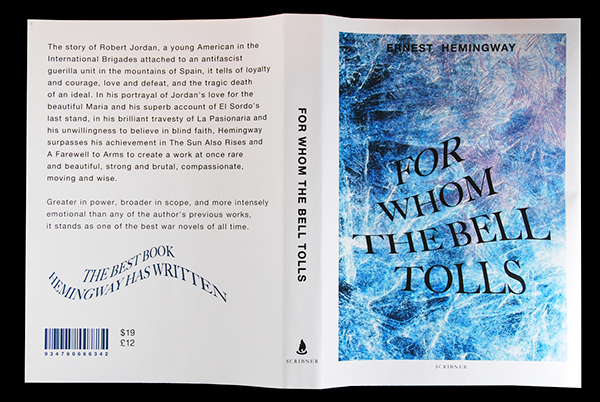 "a book report on for whom the bell tolls by ernest hemingway I have an ernest hemingway, ""for whom the bell tolls"", 1940 edition by charles scribner's sons, new york, in excellent condition  the book and dust jacket ."