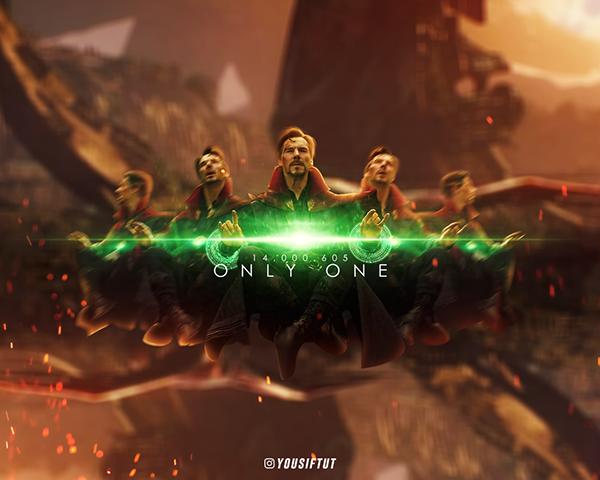 Doctor Strange Wallpaper On Behance