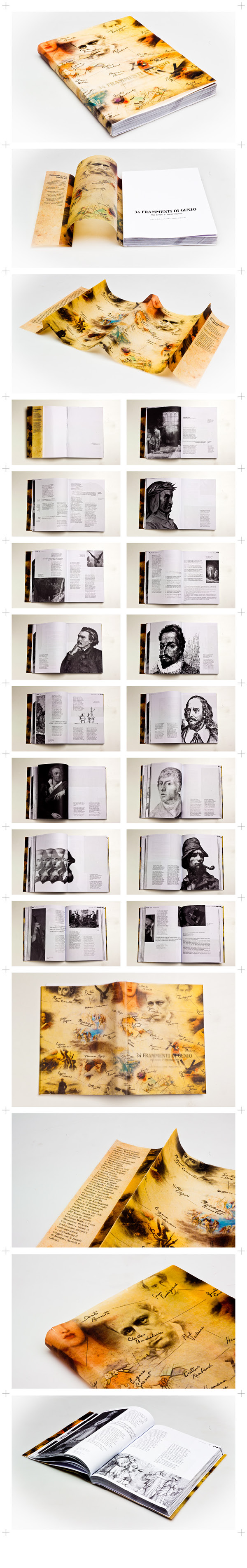 editorial paper art artist book