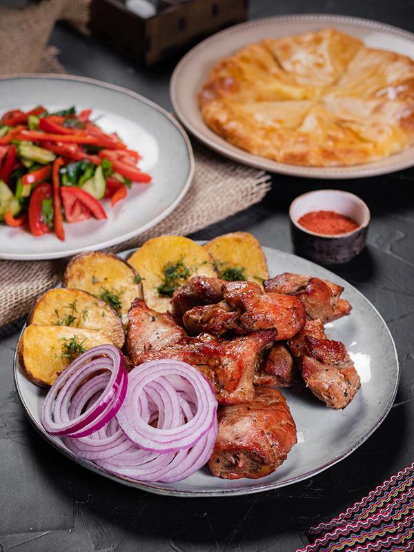 Armenian Cuisine Shooting