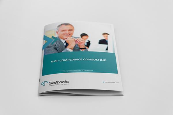 Soltoris | Brochure, stationery & PPT template on Behance