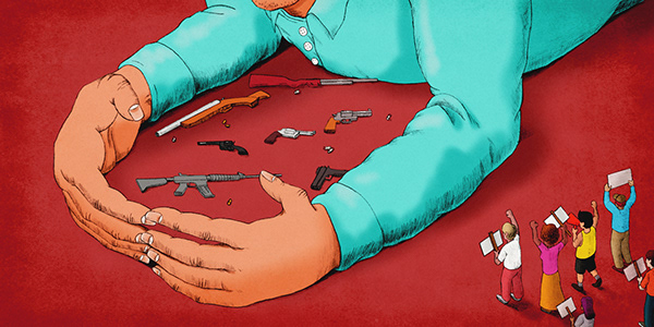 How To Get Better Gun Control In America | HuffPost on
