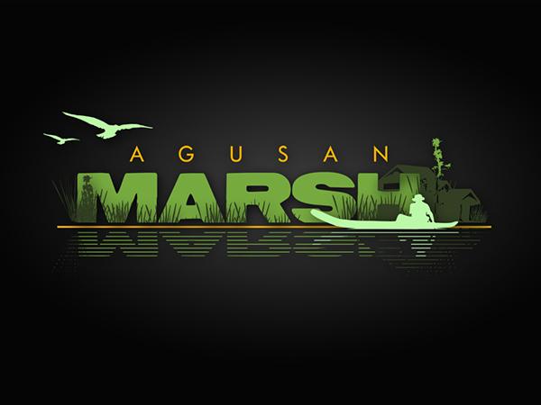 Agusan Marsh Identity on Behance University Of Mindanao Logo