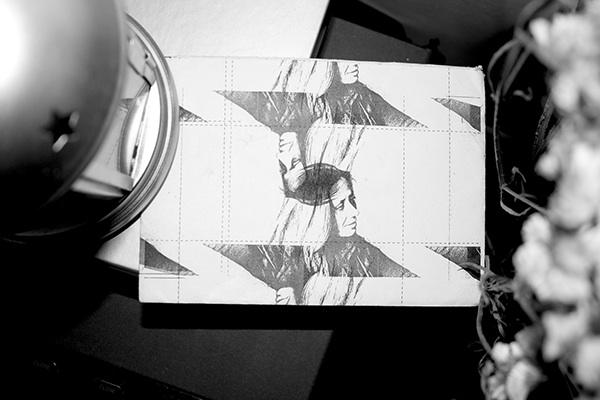 Tiago Bettencourt Canção de engate visual design