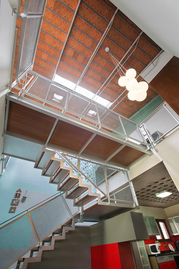 Funktion Design Madhusudhan Residence On Behance