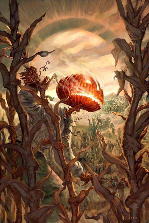 Monster Mash by Richard Solomon Artists Rep