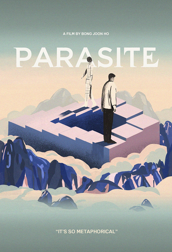 Parasite Film Poster