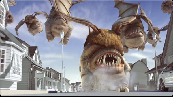 commercial Spot terminix Render jonatan catalan dvein vando 3D