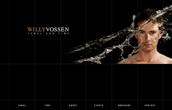 Willy Vossen Jewel And Time.Willy Vossen Jewel Time On Behance
