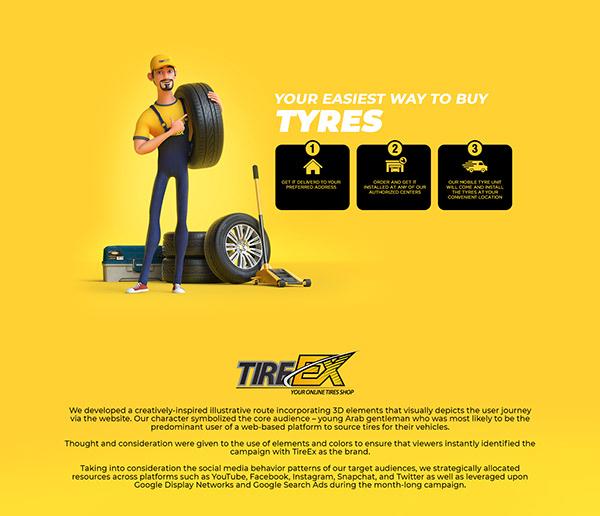 Your Online Tire Shop! www.TireEx.com