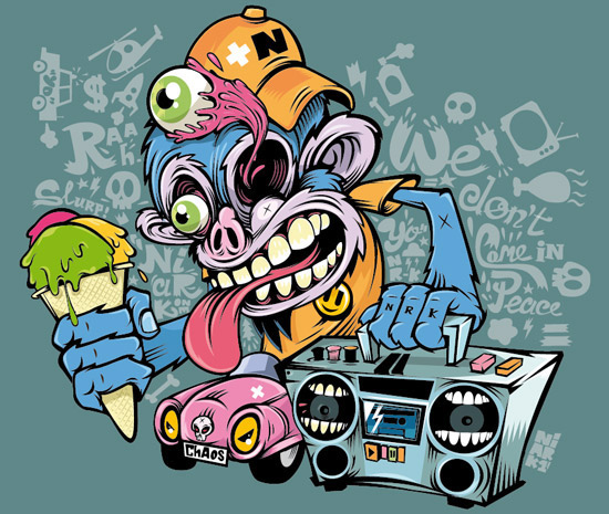Mad Monkey Logo Mad Monkey