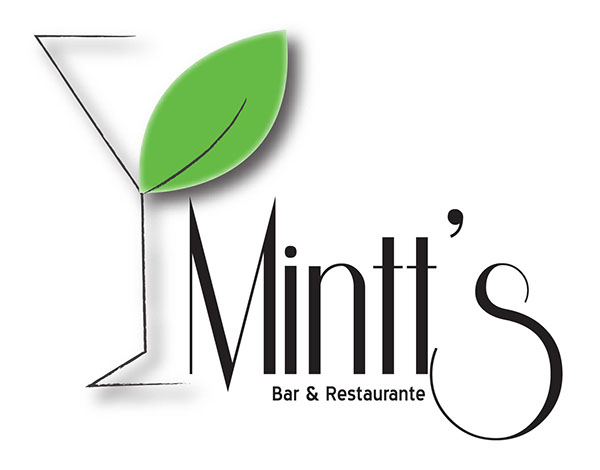 Mintt s bar restaurante creaci n de logotipos on behance for Bar restaurante