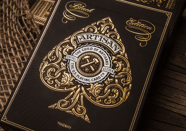 Steampunk Business Card Design