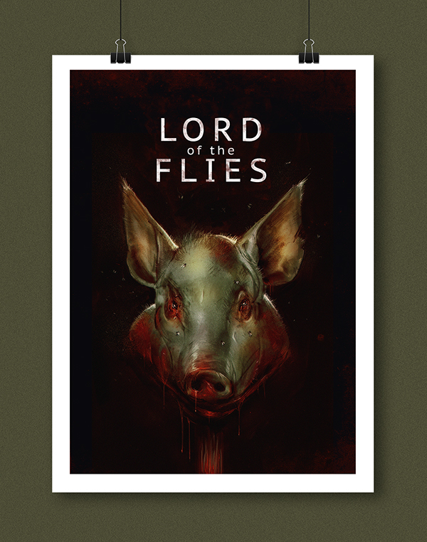 lord of the flies break Revise and learn about the themes of william golding's lord of the flies with   the democracy, however, quickly breaks down as fear and violence take hold.