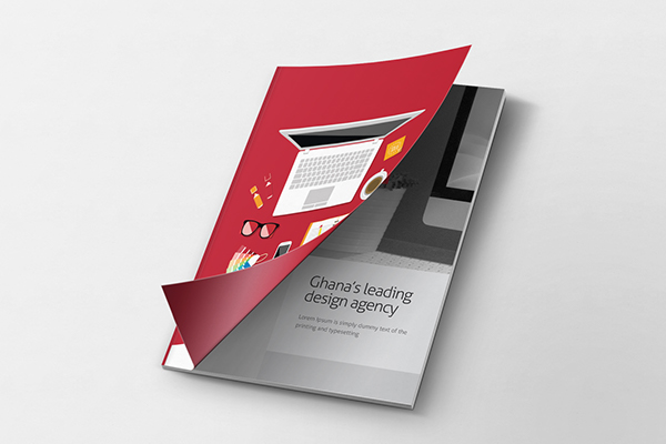 Graphic design agency project proposal on student show for Graphic design agency