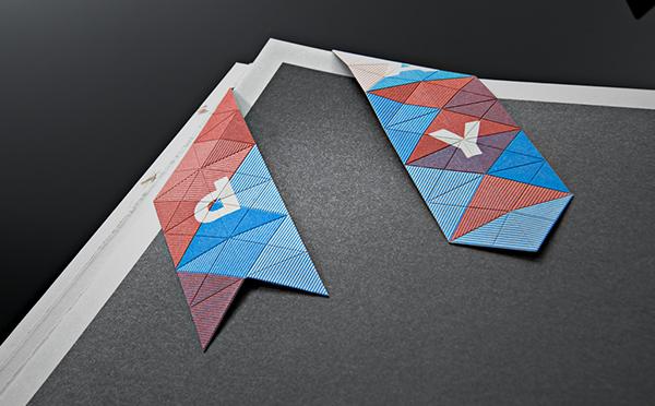colour Arjowiggins paper bookmark print play explore read fiac fiac2013 Reinventing the bookmark