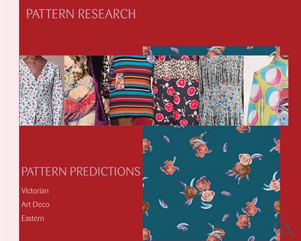 Repeat Patterns on SCAD Portfolios