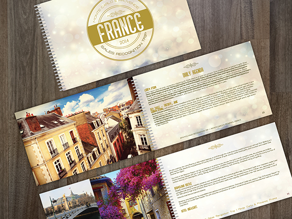 Promotional Brochure On Behance
