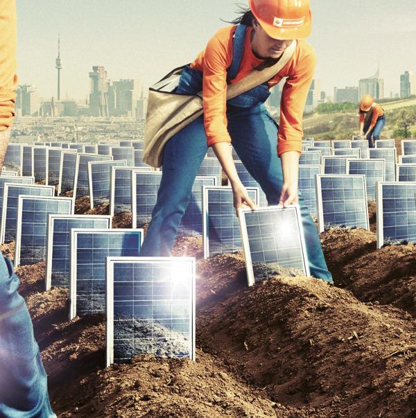 energy solar Photovoltaik Nature
