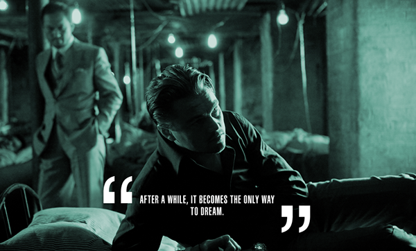Inception Quotes on Behance