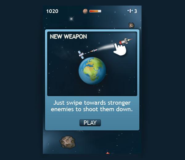 Space  orbital