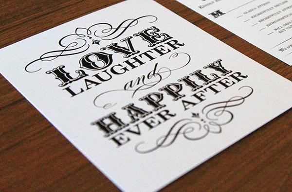 Storybook Wedding Invitation: Storybook Wedding Invitations On Behance