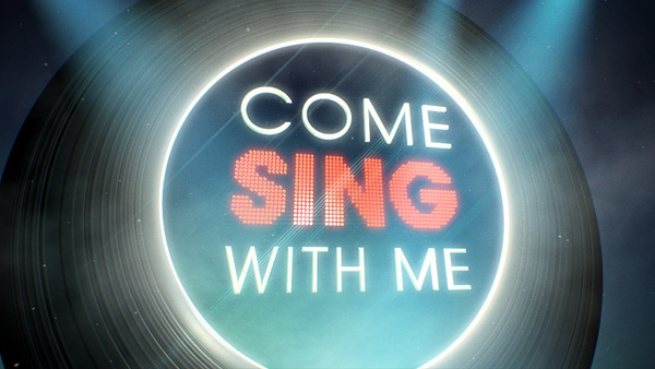 tv Ident Tv2 Entertainment Show come sing can you duet fragments disc