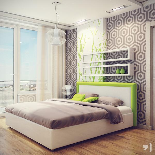 New 2016 Design Bedroom: Apartament/Gratiesti On Behance