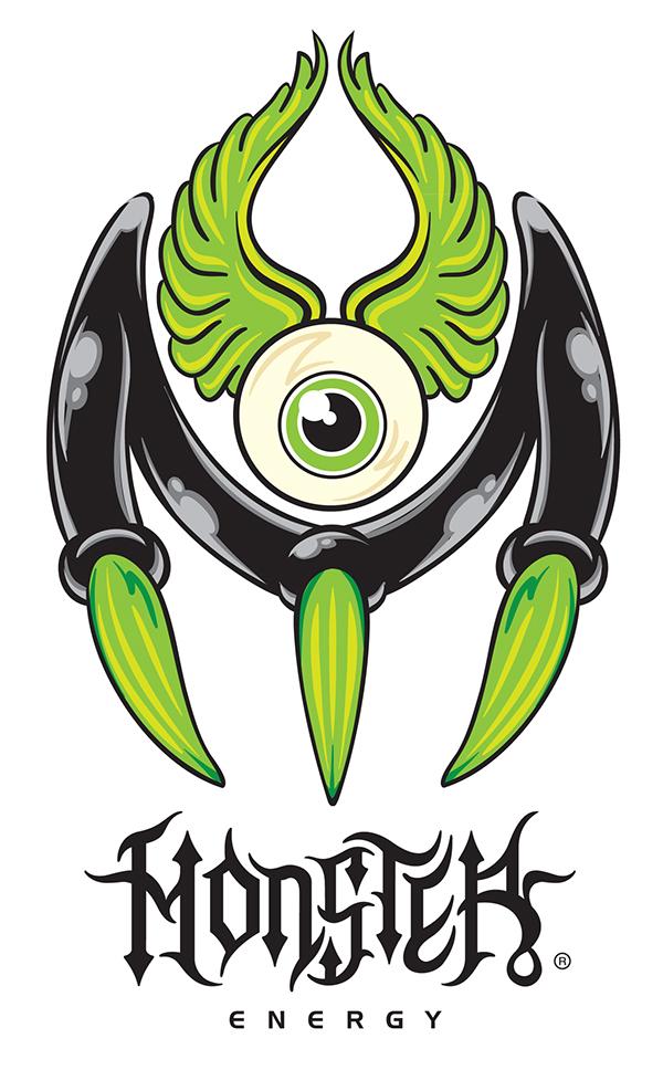 Monster Energy Rebrand Concept On Behance