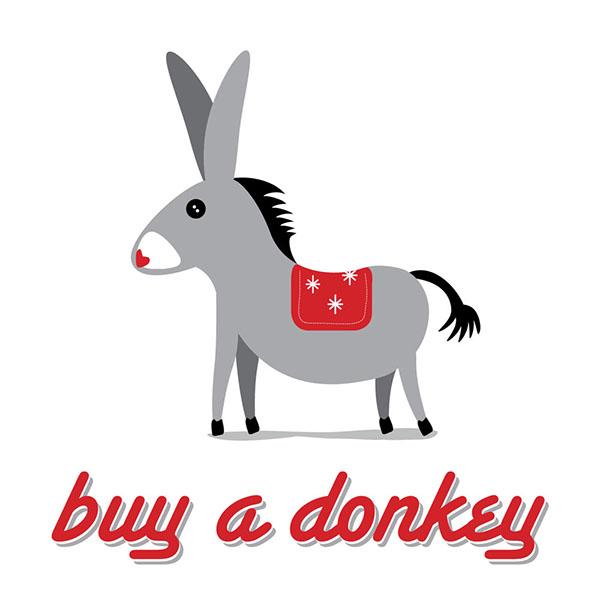 buy a donkey on behance. Black Bedroom Furniture Sets. Home Design Ideas