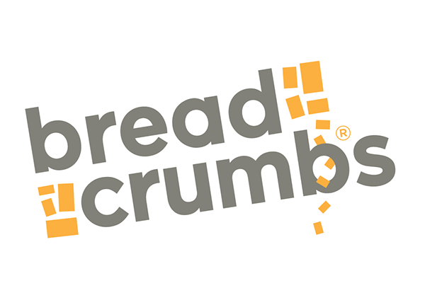Promotion graphics logo marketing   start-up start up bread crumbs Food  company