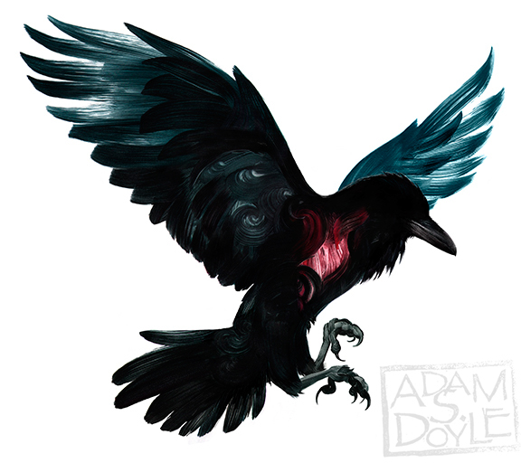 The Raven Cycle On Behance