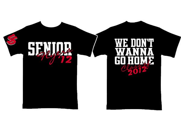 Classroom T Shirt Design ~ University of dayton class senior t shirts on behance
