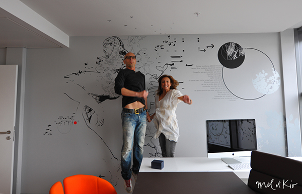 meletkio mel-et-kio geneve Suisse design-mural walldesign