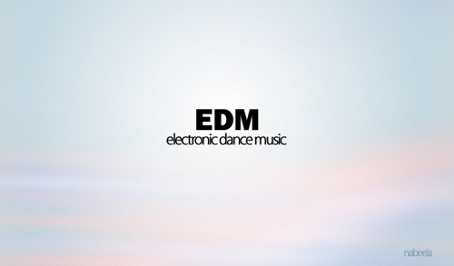 Copyright In Electronic Dance Music: Electronic Dance Music On Behance