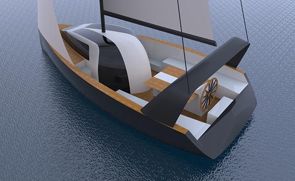 Naval Design ENSAPLV yacht boat naval