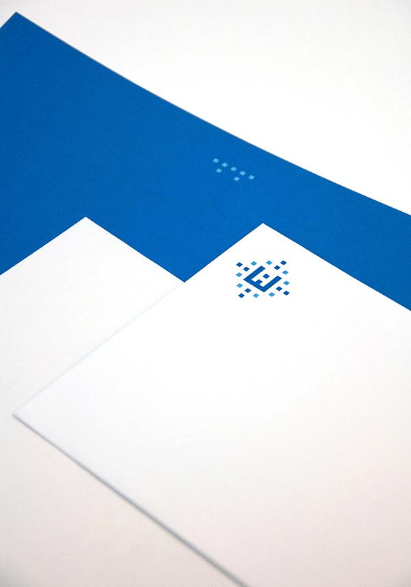Briefbogen Briefumschlag Visitenkarten On Behance