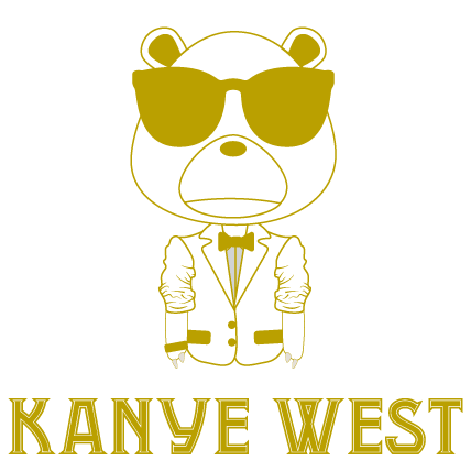 Kanye West 40th Birthday Invitation On SCAD Portfolios