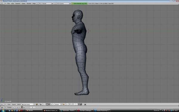 Blender Character Modeling Course : Before taking classes on behance